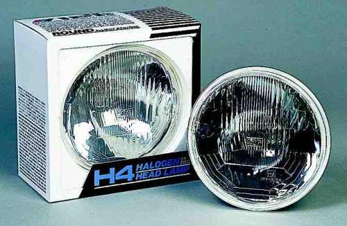 IPF European Headlight H-4 Shell