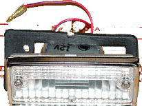 FJ40 REVERSE LIGHT, UP TO 7209