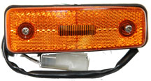FJ60 FJ62 FRONT MARKER LIGHT, DRIVERS SIDE
