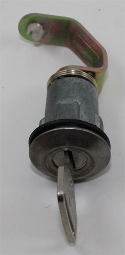 FJ40 FRONT DOOR LOCK, PASS SIDE 1975-83