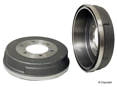 FJ40 BRAKE DRUM, UP TO 8007