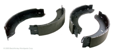 FJ40 BRAKE SHOES, UP TO 8007