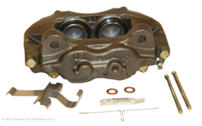 FJ80 BRAKE CALIPER, PASS SIDE, 1990-9207