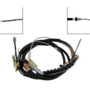 FJ60 PARKING BRAKE CABLE, 8008-8409