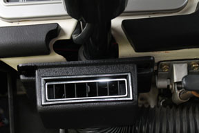 FJ40 AIR CONDITIONER, V-8 APPLICATION
