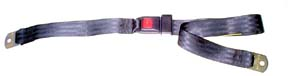 FJ40 FRONT & REAR SEAT BELT,