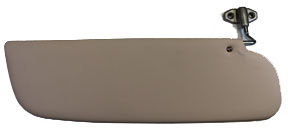 FJ40, SUN VISOR, PASS SIDE, 1979-83