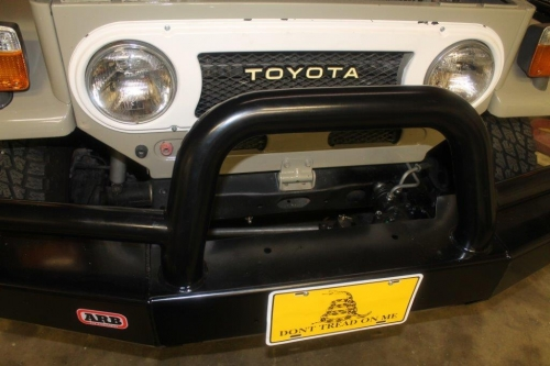 FJ40 ARB WINCH BAR