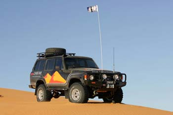 FJ60 FJ62 ARB WINCH BAR