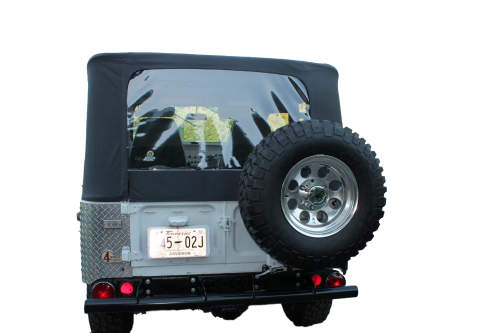 FJ40 TPI REAR BUMPER W/RECEIVER