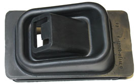 FJ40 FJ60 CLUTCH ARM BOOT 74-8503
