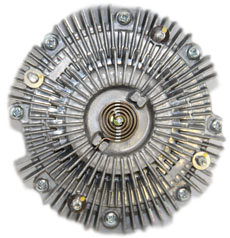 FJ40 FJ60 FJ62 HEAVY DUTY FAN CLUTCH, 7608-90