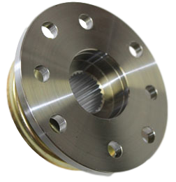 FINE SPLINE FLANGE, UP TO 8407