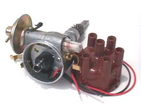 FJ40 FJ60 TPI NON-USA DISTRIBUTOR, W/PICK-UP