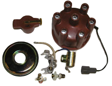 TUNE-UP KIT FOR NON-USA POINT DISTRIBUTOR