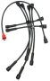 FJ40 FJ60 NON-USA SPARK PLUG WIRES