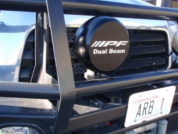 IPF DUAL BEAM HEADLIGHTS, ON A STICK