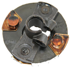 FJ40 STEERING COUPLER