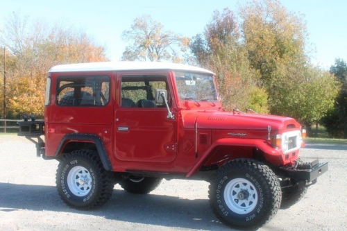 TPI SMOKY MOUNTAIN 4'' SUSPENSION, FJ40 UP TO 8007