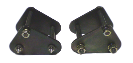 FJ40 TPI ANTI-REVERSE SHACKLES, UP TO 8007