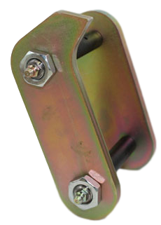 OME ANTI-REVERSE SHACKLES, REAR FJ40 UP TO 8007