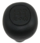 TRANSMISSION KNOB, 5 SPEED