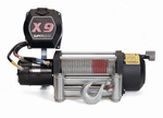 X9000 SUPERWINCH W/REMOTE RELAY BOX