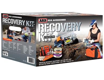 ARB MASTER RECOVERY KIT