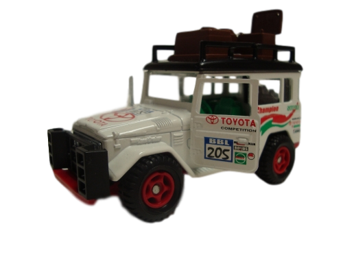 FJ40 RACE TEAM TOY