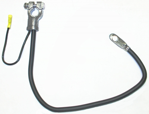 FJ40 FJ60 FJ62 BATTERY CABLE, POSITIVE