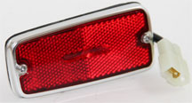 FJ40 REAR MARKER LIGHT, DRIVERS SIDE