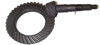 FRONT RING GEAR & PINION SET, FJ80