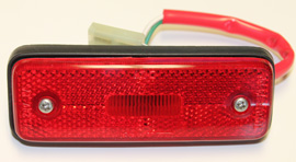 FJ60 REAR MARKER LIGHT, EITHER SIDE