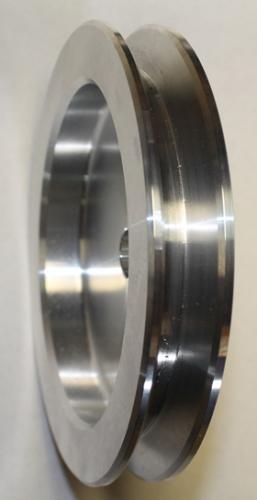 fj40 tpi wide belt power steering pulley tpi 4 215 4