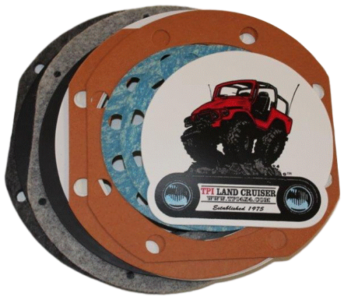 FJ40 FJ60 FJ62 DISC KNUCKLE GASKET KIT