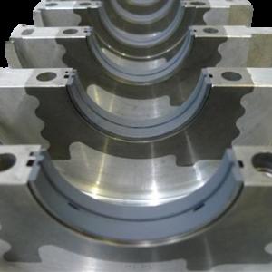 FJ40 FJ60 CRANK BEARINGS, .50mm, 7309-8409