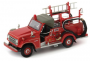 FJ56 TOY, 1/43 SCALE FIRE TRUCK