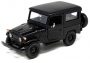 FJ40 TOY, 1/24 SCALE, BLACK