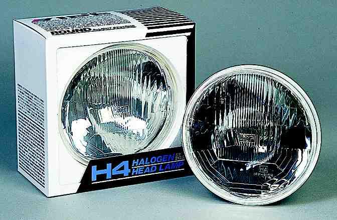 IPF European Headlight H-4 Shell