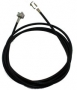 FJ40 SPEEDOMETER CABLE, 7209-83
