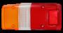 FJ60 FJ62 TAIL LIGHT LENS, DRIVERS SIDE