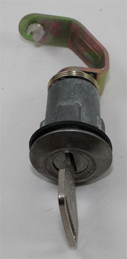 FJ40 FRONT DOOR LOCK, DRIVERS SIDE 1975-83