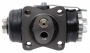 FJ40 REAR BRAKE CYL, PASS, FRONT, UP TO 7006
