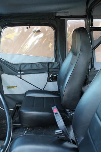 FJ40 TPI RECILNER SEAT, PASS SIDE