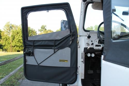 FJ40 BESTOP 2 PIECE SOFT DOORS & FJ40 BESTOP 2 PIECE SOFT DOORS u2013 TPI 4×4 Landcruiser Parts and ...