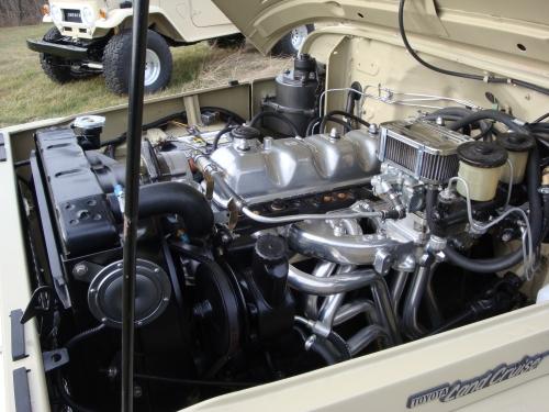 FJ40 FJ60 WEBER 38MM CARB KIT