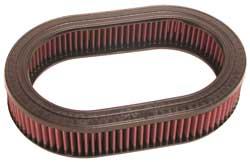 FJ40 FJ60 K&N AIR FILTER, 1975-8707