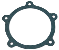 FJ40 FRONT OUTPUT HOUSING GASKET, UP TO 8007