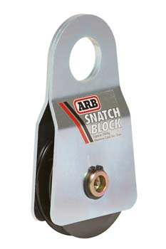 ARB GREASABLE PULLEY BLOCK