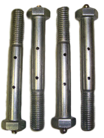 TPI GREASABLE BOLT W/NUT, 8008-90